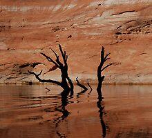 Lake Powell by AnaBrun