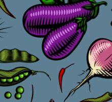 Veggiephile - Veggies Sticker