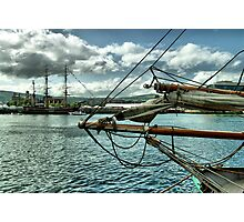 Tall Ships (4) Photographic Print