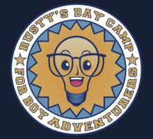 rusty's day camp for boy adventurers by Earl-grey