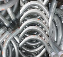 curving conduits by DAdeSimone