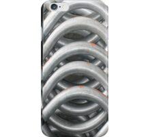 curving conduits iPhone Case/Skin
