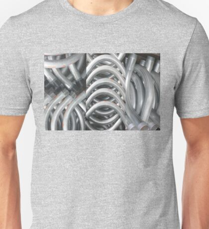 curving conduits Unisex T-Shirt