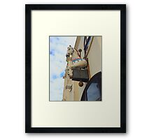 Horse To No Where Framed Print