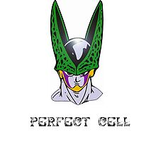 Perfect Cell by diffy2009