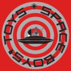 Spaceboystoys logo by Spaceboystoys