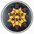 SPACE MAN 2 by Spaceboystoys
