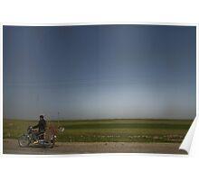 Nesting Instinct - The Road to Hamadan - Iran Poster