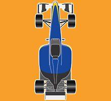 Saucer Top View Formula Legend 2015 Unisex T-Shirt