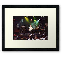 Joe Bonamassa Framed Print
