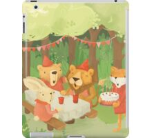 Lion's Party iPad Case/Skin