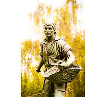 The Sower Photographic Print