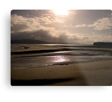 Good Morning from Portsalon, Donegal Metal Print
