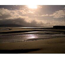 Good Morning from Portsalon, Donegal Photographic Print