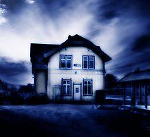 Hostel by Joseph Timms