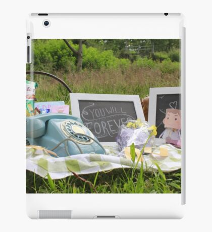 picnik bride iPad Case/Skin