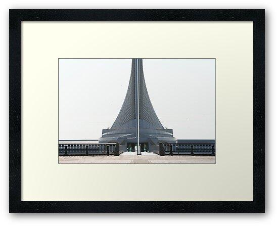 Unique Art Museum by Dean Mucha