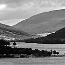 Loch Voil - Light & Shade by Kevin Skinner
