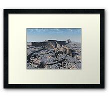 Amethyst Artifact02 Framed Print