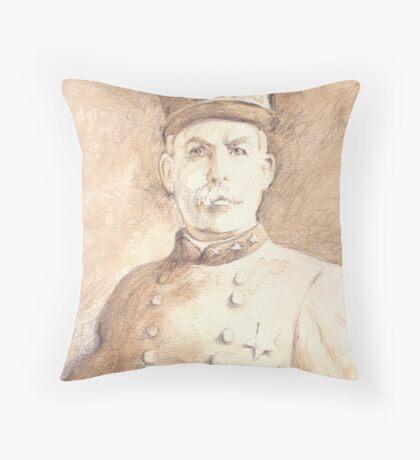 Chief O'Neill's Favorite Throw Pillow