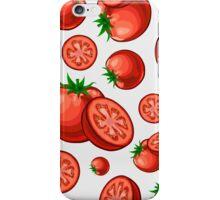 Veggiephile - Tomatoes iPhone Case/Skin