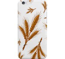 Veggiephile - Wheat iPhone Case/Skin