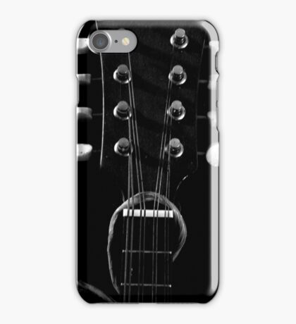 Headstock iPhone Case/Skin