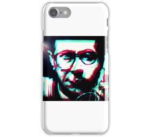 Isidor Holt iPhone Case/Skin
