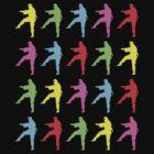 Ninjas Color by ShadowDash