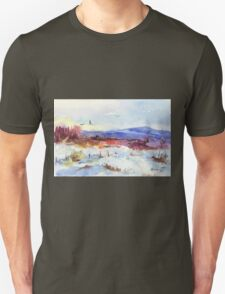 Unusual Winter in South Africa T-Shirt