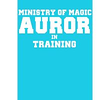 Auror in Training Photographic Print