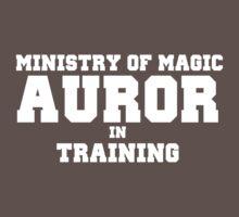 Auror in Training One Piece - Short Sleeve