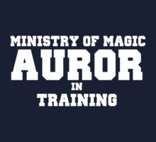 Auror in Training One Piece - Short Sleeve