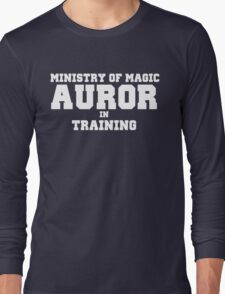 Auror in Training Long Sleeve T-Shirt