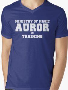 Auror in Training Mens V-Neck T-Shirt