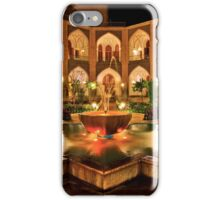 The Amazing Abbasi Hotel - Isfahan - Iran iPhone Case/Skin