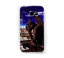 Notre Dame Sculptures Paris Samsung Galaxy Case/Skin