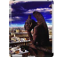 Notre Dame Sculptures Paris iPad Case/Skin