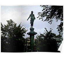 Gothenburg Landmark Poster