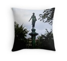 Gothenburg Landmark Throw Pillow