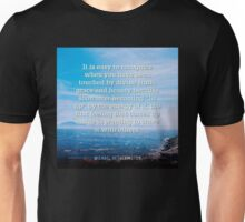 Touched by Divinity Unisex T-Shirt