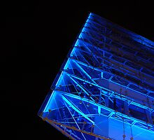09278 Blue Lights 11 01 by Andreas Kovar