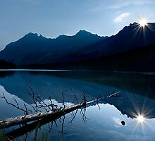 Elbow Lake - Kananaskis Country by LukeAustin