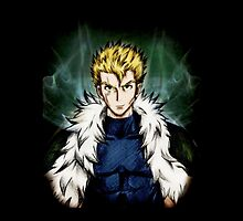 Fairy Tail - Laxus by mercurystorm