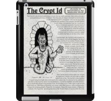 The Crypt Id iPad Case/Skin