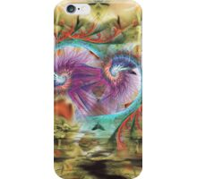 11-psychedelic abstract iPhone Case/Skin