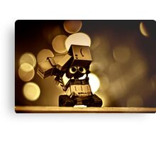 Wall-E fights back! Metal Print