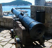 Gunpowder Diplomacy Dubrovnik by Keith Richardson