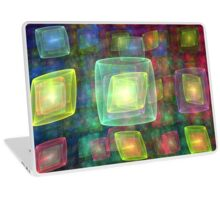 Cube Central Laptop Skin