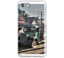 Old Tailem Town, Austin Truck iPhone Case/Skin